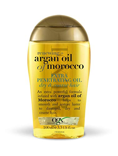 OGX renewing + argan oil of morocco Extra Penetrating Oil dry & coarse, 100 ml