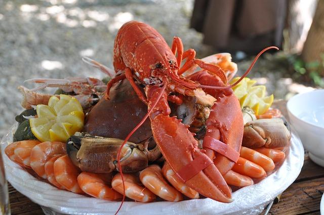 seafood platter 1232389 640